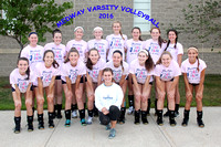 Medway High School Volleyball
