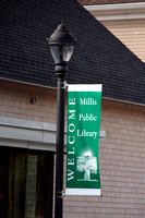 Millis Library Grand Opening