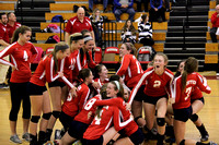 Frontier Semi Final game vs Lynnfiled 11/13/14