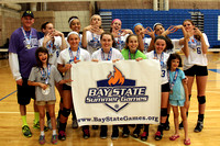 BayState Girls Summer Volleyball Games 2014